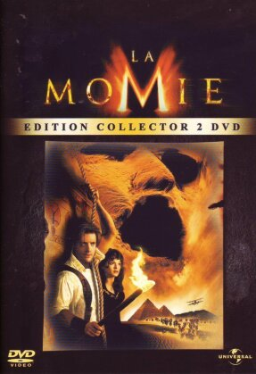 La momie (1999) (Collector's Edition, 2 DVDs)