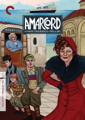 Amarcord (1973) (Criterion Collection, 2 DVD)