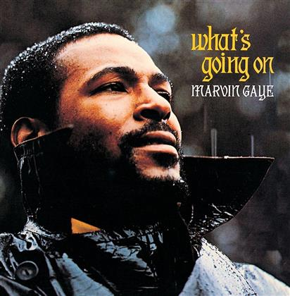 Marvin Gaye - What's Going On - Reissue (LP)