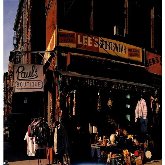 Beastie Boys - Paul's Boutique (20th Anniversary Edition, LP)