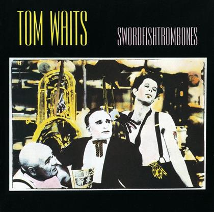 Tom Waits - Swordfishtrombones - Reissue, Special Package (LP)