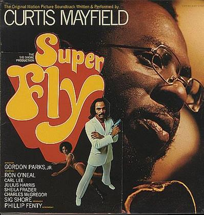 Curtis Mayfield - Superfly (LP)