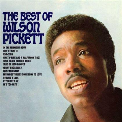 Wilson Pickett - Best Of Wilson Pickett (Limited Edition, LP)