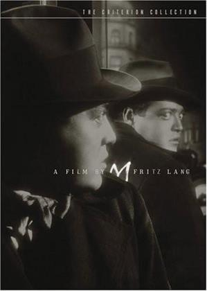 M (1931) (Criterion Collection, 2 DVD)