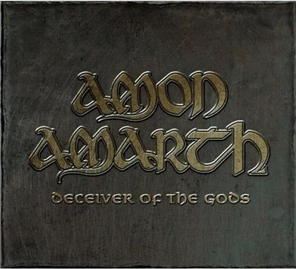 Amon Amarth - Deceiver Of The Gods (Deluxe Edition, 2 CDs)