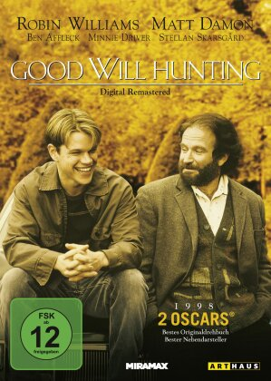 Good Will Hunting (1997) (Arthaus, Remastered)
