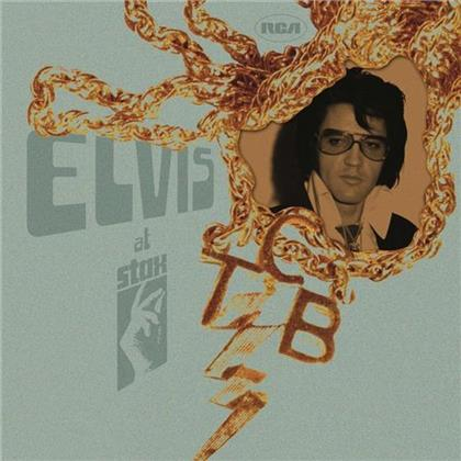 Elvis Presley - Elvis At Stax - Limited Edition 7 Inch Format (Remastered, 3 CDs)