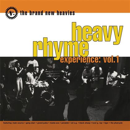 The Brand New Heavies - Heavy Rhyme (LP)