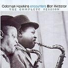 Coleman Hawkins - Encounters Ben Webster - Analogue Production (2 LPs)
