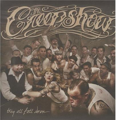 The Creepshow - They All Fall (Limited Edition, LP)