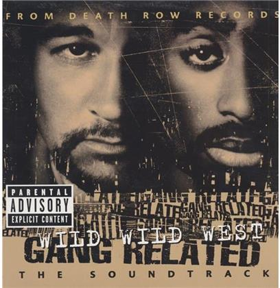 Gang Related - OST (2 LPs)