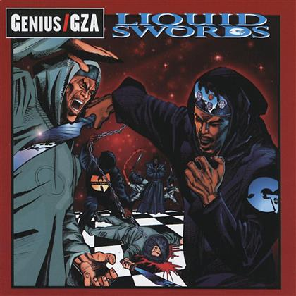 Genius/GZA (Wu-Tang Clan) - Liquid Swords