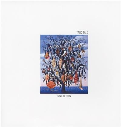 Talk Talk - Spirit Of Eden (LP + DVD)