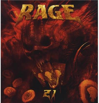 The Rage - 21 (Limited Edition, 2 LPs)