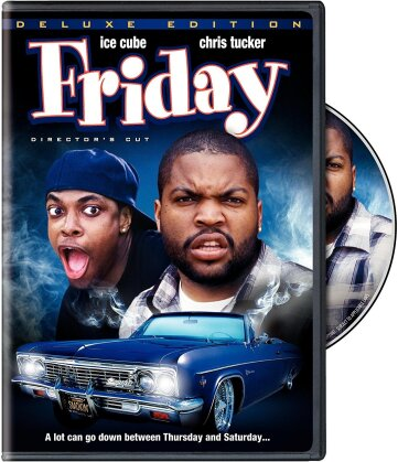 Friday (1995) (Deluxe Edition, Director's Cut)