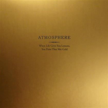 Atmosphere - When Life Gives You Lemons - Yellow Vinyl (Colored, 2 LPs)