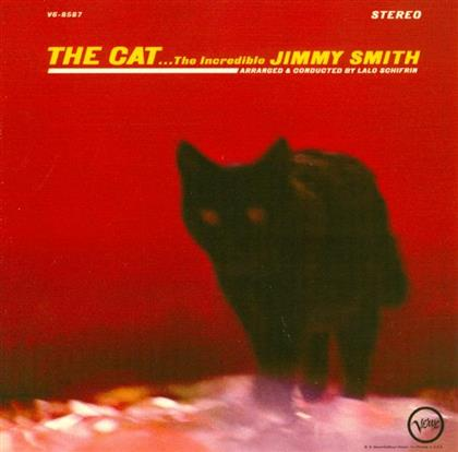 Jimmy Smith - Cat (LP)