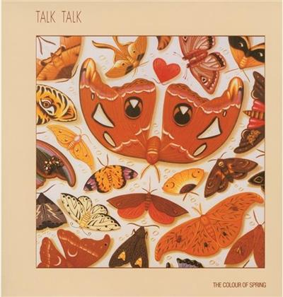 Talk Talk - Colour Of Spring (LP + DVD)