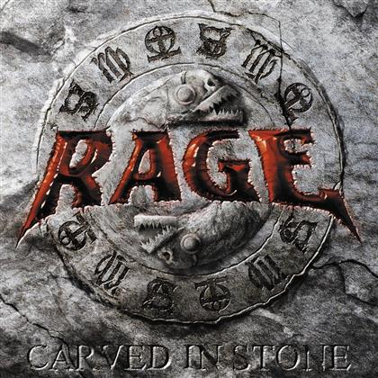 The Rage - Carved In Stone (LP)