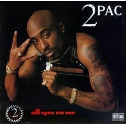 2 Pac - All Eyez On Me (Remastered, 2 CDs)