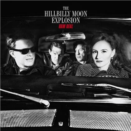 The Hillbilly Moon Explosion - Raw Deal (LP)