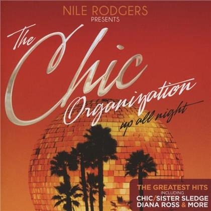 Nile Rodgers - Chic Organisation: Up All Night (2 CDs)