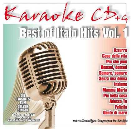 Karaoke - Best Of Italo Hits 1