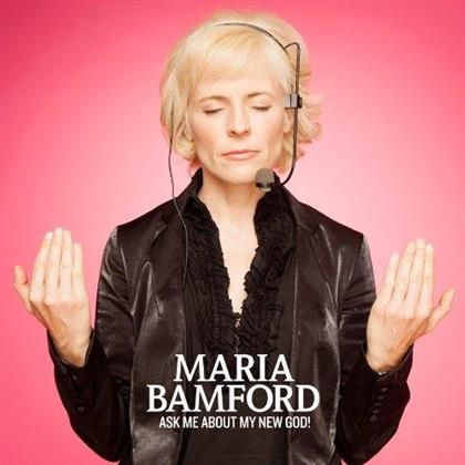 Maria Bamford - Ask Me About My New God (W) (CD + DVD)