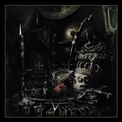 Watain - Wild Hunt (Collector's Edition, 4 CDs)
