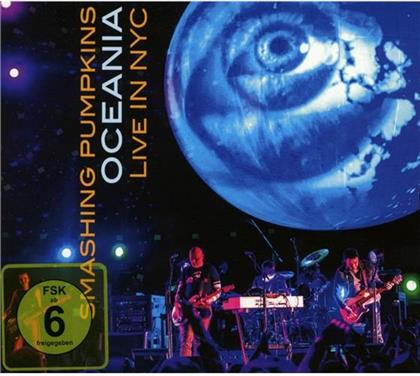 The Smashing Pumpkins - Oceania: Live In NYC (2 CDs + DVD)