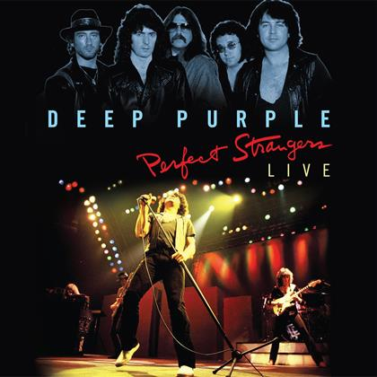Deep Purple - Perfect Strangers - Live (2 LPs + 2 CDs + DVD)