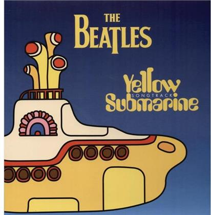 The Beatles - Yellow Submarine - Songtrack (LP)