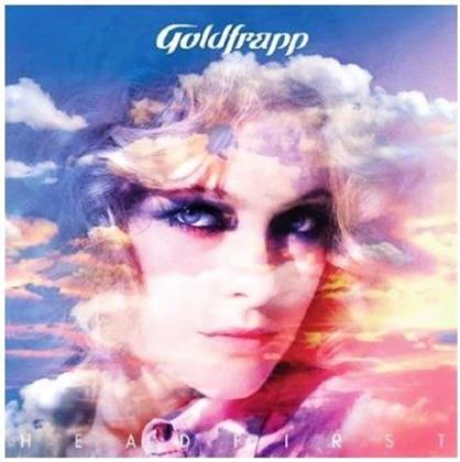 Goldfrapp - Head First (2 LPs + CD)