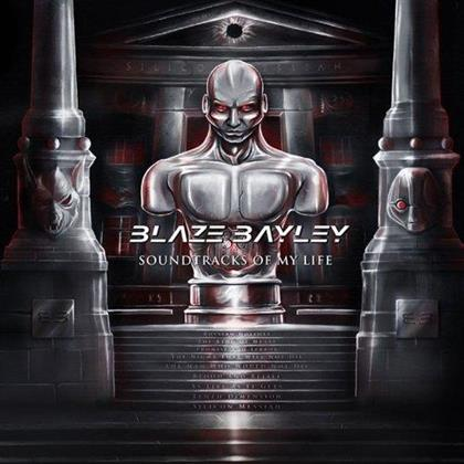 Blaze Bayley (Wolfsbane/Iron Maiden) - Soundtracks Of My Life (2 CDs)