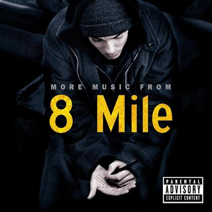 8 Mile - OST - More Music (LP)