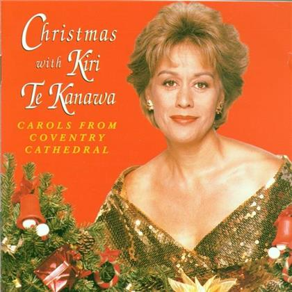 Dame Kiri Te Kanawa & George - Christmas With Kiri (LP)