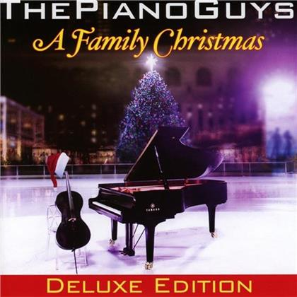 The Piano Guys - A Family Christmas (Limited Edition, CD + DVD)