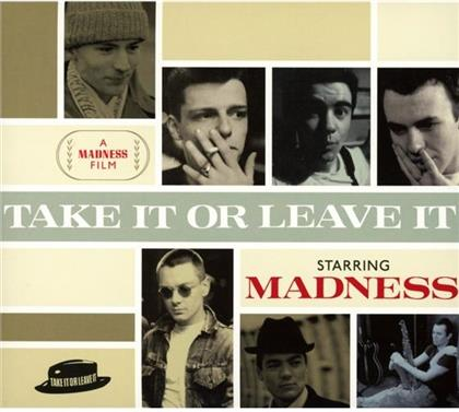 Madness - Take It Or Leave It (CD + DVD)