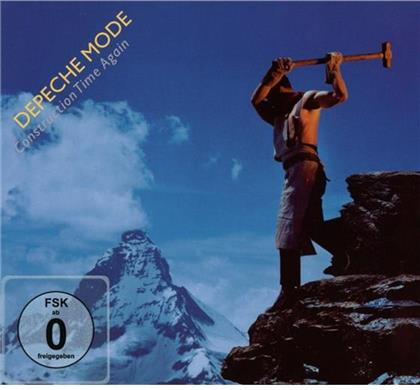 Depeche Mode - Construction Time Again - Sony Re-Release (CD + DVD)