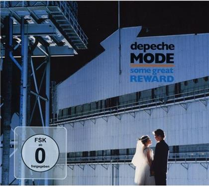 Depeche Mode - Some Great Reward - Sony Re-Release (CD + DVD)