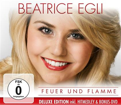 Beatrice Egli - Feuer & Flamme (Deluxe Edition, CD + DVD)