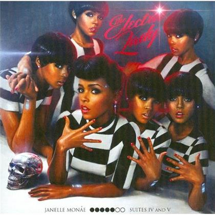 Janelle Monáe - Electric Lady (LP + Digital Copy)