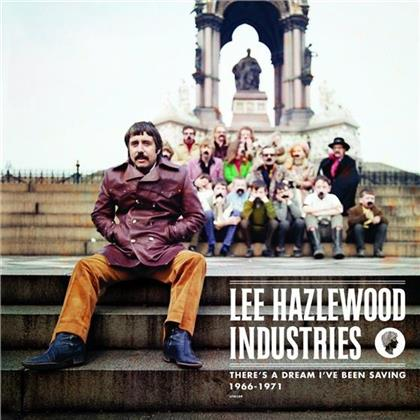 Lee Hazlewood - There's A Dream I've Been Saving 1966-1971 (Deluxe Edition, 4 CDs + 4 DVDs)
