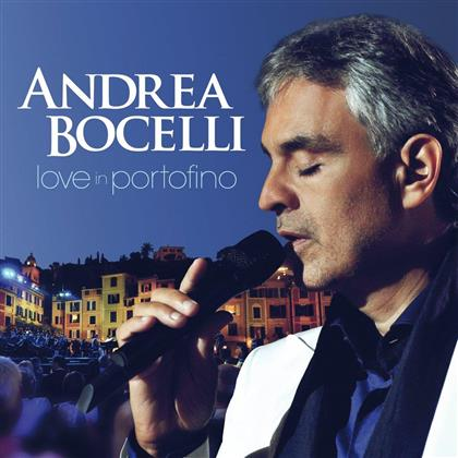 Andrea Bocelli - Love In Portofino (Limited Edition, CD + DVD)