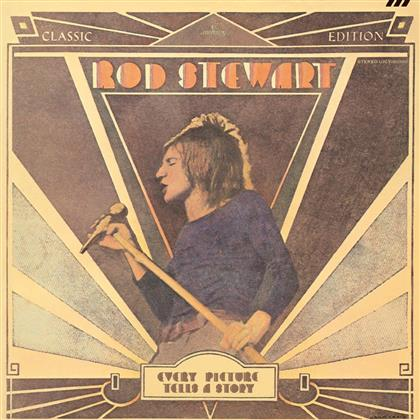 Rod Stewart - Every Picture Tells A Story - Papersleeve (Remastered, SACD)