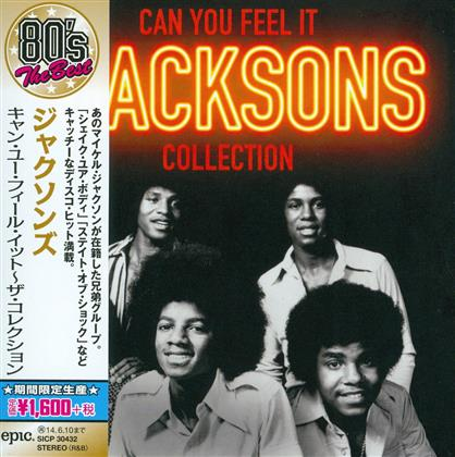 The Jacksons - Can You Feel It: The Collection (Limited Edition)