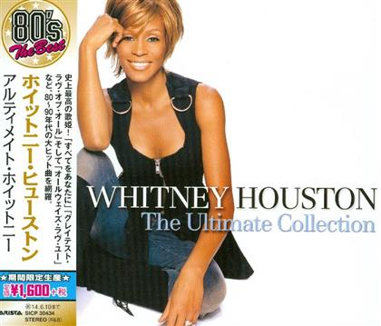 Whitney Houston - Ultimate Collection (Limited Edition, 2 CDs)