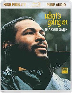 Marvin Gaye - What's Going On - Pure Audio - Only Bluray