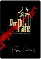 Der Pate - The Coppola Restoration (Steelbook, 5 DVDs)