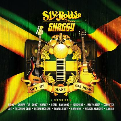 Sly & Robbie & Shaggy - Out Of Many, One Music